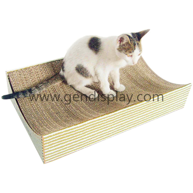 Promotional Cardboard Cat Toys (GEN-CS027)
