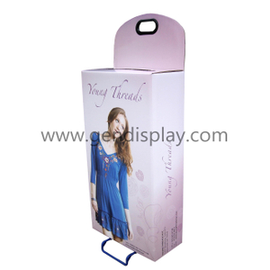 Promotional Cardboard Trolley Carton,Trolley Box (GEN-TB013)