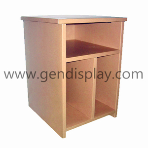 Custom Pop Cardboard Paper Desk (GEN-CF002)