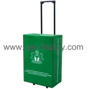 Cardboard Trolley Box (GEN-TB015B)