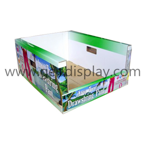Cardboard PDQ Box, Counter Display Box (GEN-PT004)