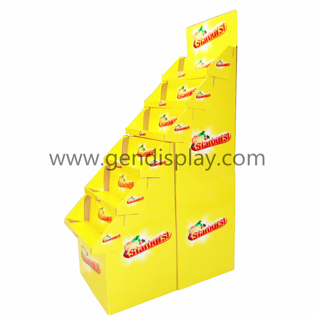 Pop Pallet Display Stand,Cardboard Pallet Display (GEN-PD051)