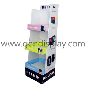 Bag Display Stand,Pop Cardboard Bag Display (GEN-FD087)