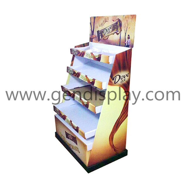 Dove Display,Cardboard Display (GEN-FD093)