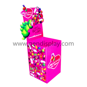 Candy Display,Dump Bin Display (GEN-DB008)