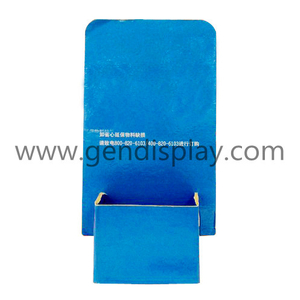 Retail Cardboard Countertop Display Stand For Brochures, Brochure Counter Display (GEN-CD183)