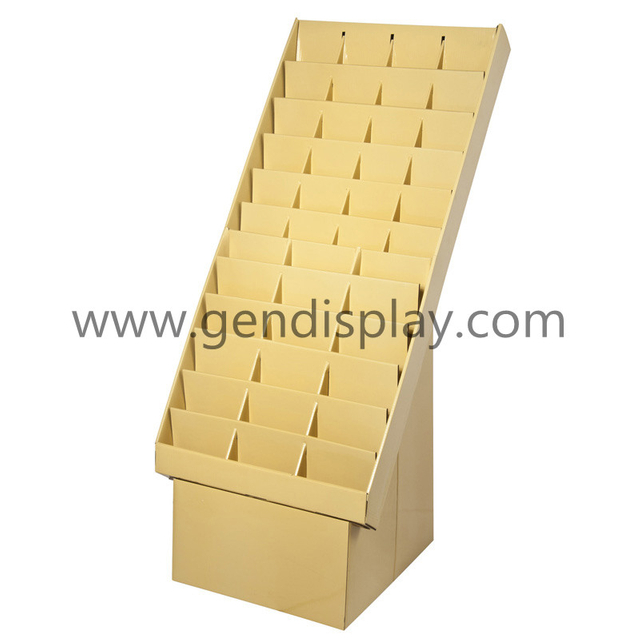 Cards Cardboard Display, Pop Cards Display Stand (GEN-FD094)