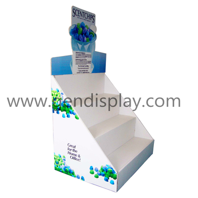 Pos Cardboard Scentchips Counter Display (GEN-CD032)